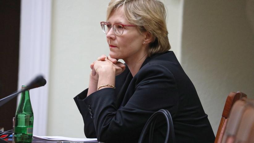 Sejm. Przesłuchanie kandydatki PiS na Rzecznika Praw Dziecka