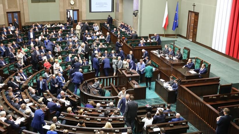 Platforma Obywatelska chce wotum nieufności wobec rządu. Głosowanie w piątek