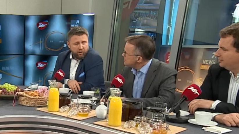 Sellin kontra Kierwiński w ,,Śniadaniu w Radiu ZET''. Poseł PO nie zna polskich ministerstw [WIDEO]