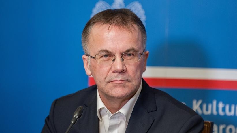 Sellin o Frasyniuku w Radzie ECS: on i jego grupa zachowują się jak partia bolszewicka