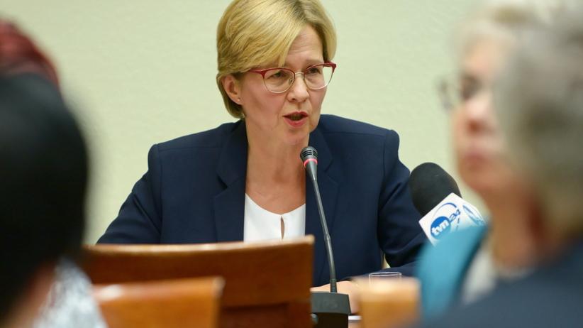 Senat nie zgodził się na powołanie Agnieszki Dudzińskiej na Rzecznika Praw Dziecka