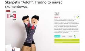 skarpetki Adolf