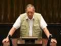 Prokuratura wejdzie ministrowi Szyszce do stodoły. Sprawdzą skąd ma skórę chronionego rysia