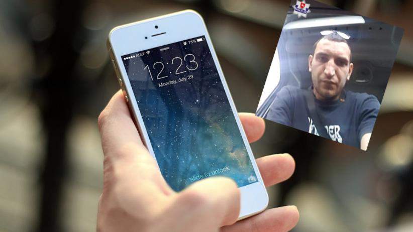 Ukradł telefon, ten zrobił mu zdjęcie. Rozpoznajesz złodzieja? [FOTO]