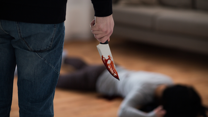 Zamordował partnerkę na oczach dziecka. Grozi mu dożywocie