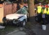 Wypadł z drogi i uderzył w drzewo. Nie żyje 18-letni kierowca [ZDJĘCIA]
