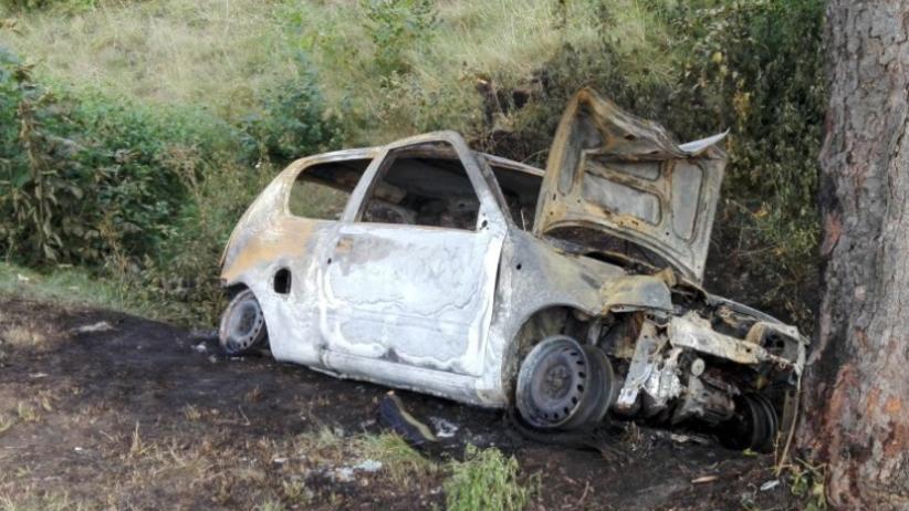Wypadek w Strzyżowicach