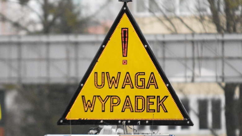 Wypadek drogowy