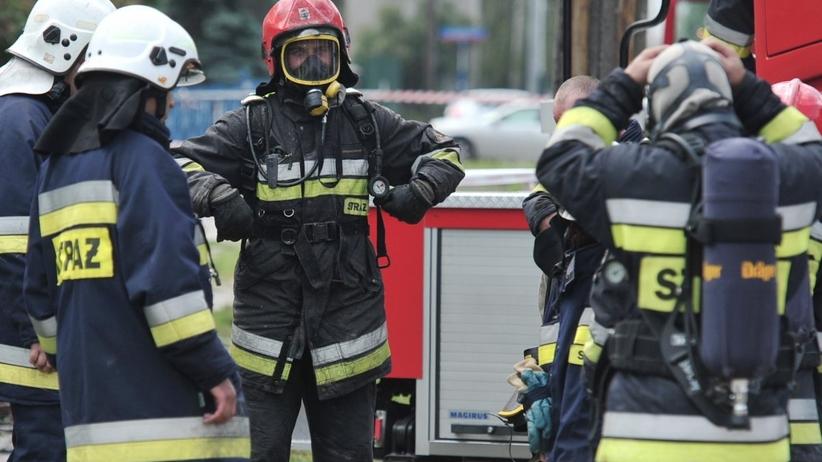 Wyciek chemikaliów na południu Polski. Akcja służb