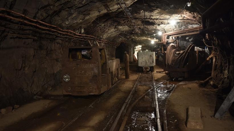 kopalnia wypadek