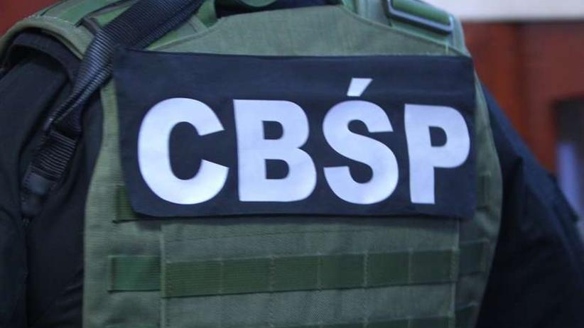 Prokuratura: zarzuty dla trzech wysokich oficerów CBŚP