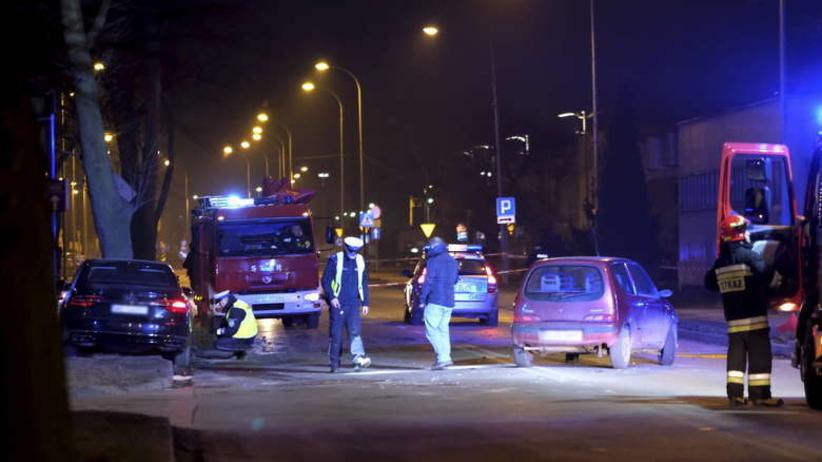 Jakie obrażenia odniósł kierowca Szydło? Prokuratura chce drugiej ekspertyzy