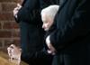 Politycy PiS pożegnali Jolantę Szczypińską. Kaczyński: Była wyjątkowo dobrą osobą [ZDJĘCIA]