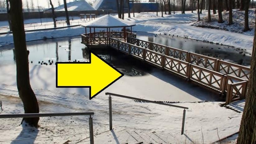 Słupsk: 8-latka zginęła pod lodem. Próbowała ratować psa