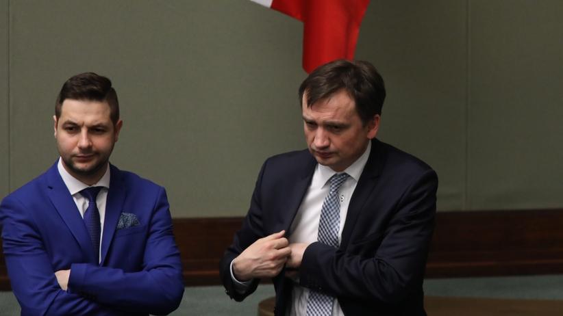 Patryk Jaki o śmierci Igora Stachowiaka: był poszukiwany, bił się z policją