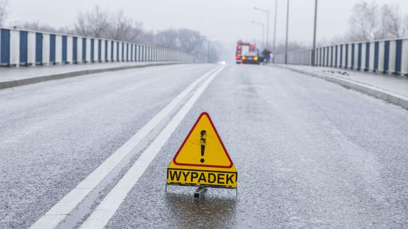 Tragedia na Podlasiu. Auto śmiertelnie potrąciło pieszego