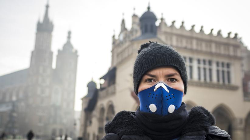 Smog. Jakość powietrza. Dopuszczalne normy przekroczone o 500 procent