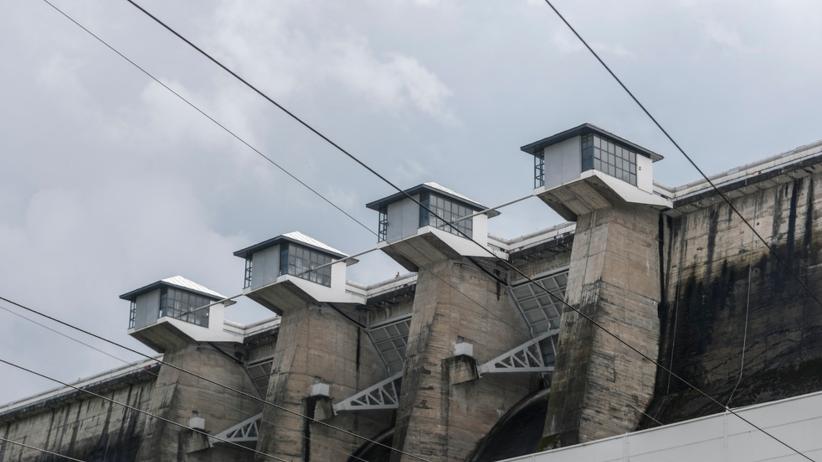 Zapora w Solinie