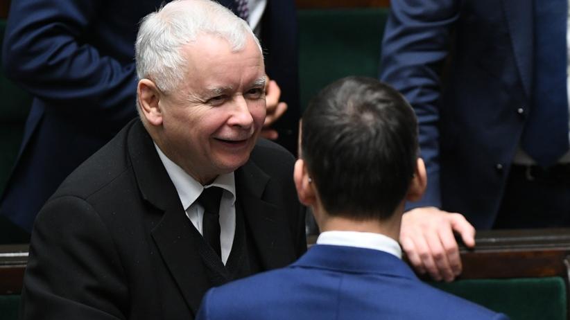 ''Prawie połowa Polaków może zagłosować na PiS''. Sondaż marzeń dla Kaczyńskiego