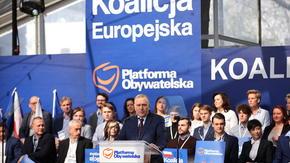Sondaż IBRiS dla Radia ZET: Koalicja Europejska wygrywa wybory do PE w okręgu warszawskim