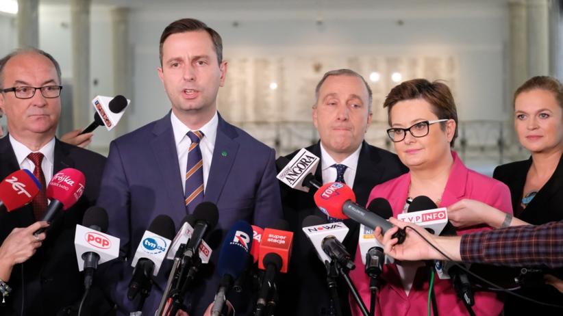 Polacy nie ufają Schetynie. Nowy lider opozycji