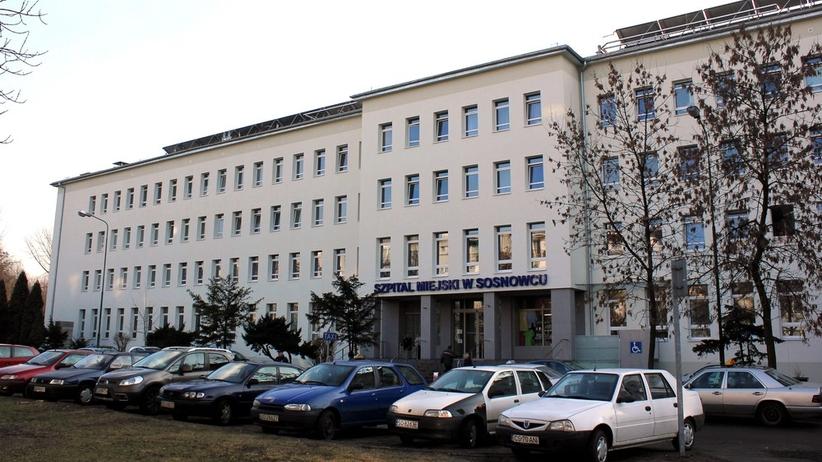 Pacjent zmarł na izbie przyjęć. Jest kontrola NFZ w szpitalu w Sosnowcu
