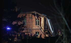 Tragedia w Sosnowcu. Starsza kobieta zginęła w zawalonej kamienicy