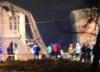Akcja ratunkowa w Sosnowcu. Z gruzowiska wydobyto mężczyznę