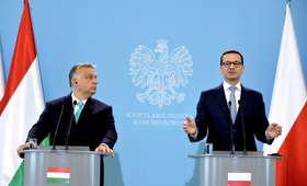 Spotkanie Morawieckiego z Orbanem. Było o imigrantach i unijnym budżecie