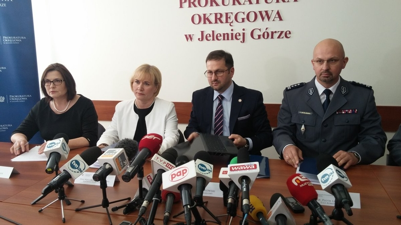 Sprawa Magdy Żuk: Burzliwa konferencja prokuratury. Brak oznak przemocy, sprawdzono alibi Markusa