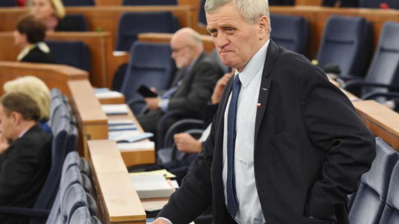 Sprawa senatora Koguta. PFRON wstrzymał finansowanie fundacji