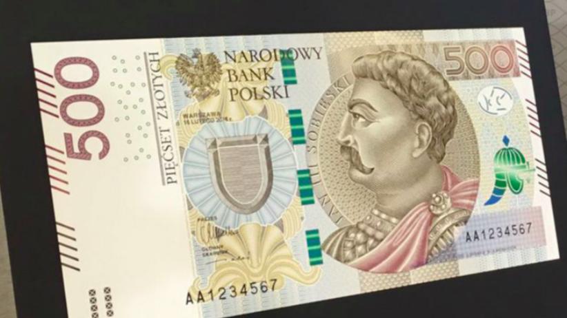 Sprzedawczyni w Reserved nie przyjęła 500-złotowego banknotu
