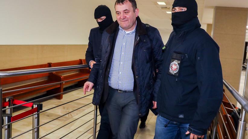 Gawłowski pisze w areszcie pamiętnik