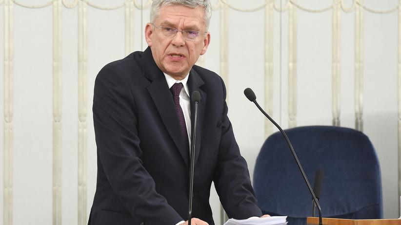 Karczewski odpowiada na wpis Tuska. ''Powinien zniknąć z życia publicznego''