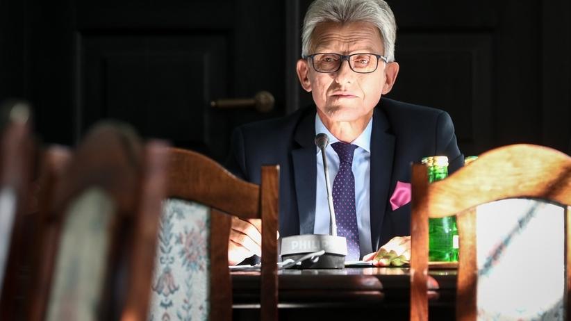 Stanisław Piotrowicz włącza się do rozmów o Sądzie Najwyższym i KRS