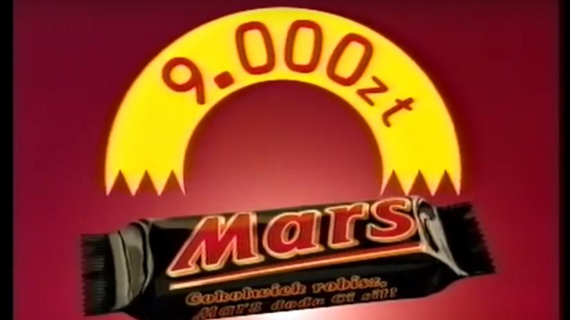 Reklamy sprzed lat podbijają internet! Mars, Orbit, Fortuna, Milky Way [WIDEO]
