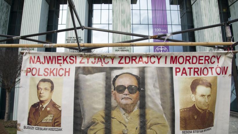 Stefan Michnik z nakazem aresztowania. Jest podejrzany o zbrodnie komunistyczne