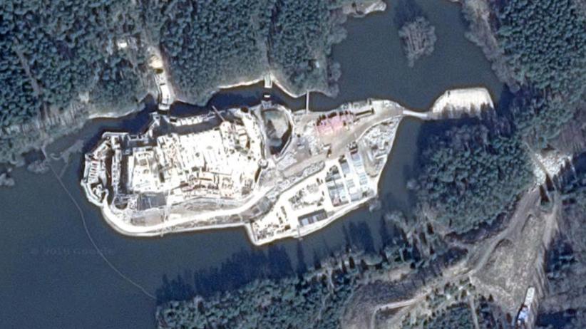 Stobnica. Minister środowiska o zamku w Puszczy Noteckiej