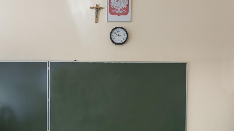 """Strajk nauczycieli. Dzieci pójdą do kościoła? """"Nauki o poszanowania bliźniego nigdy za wiele"""""""