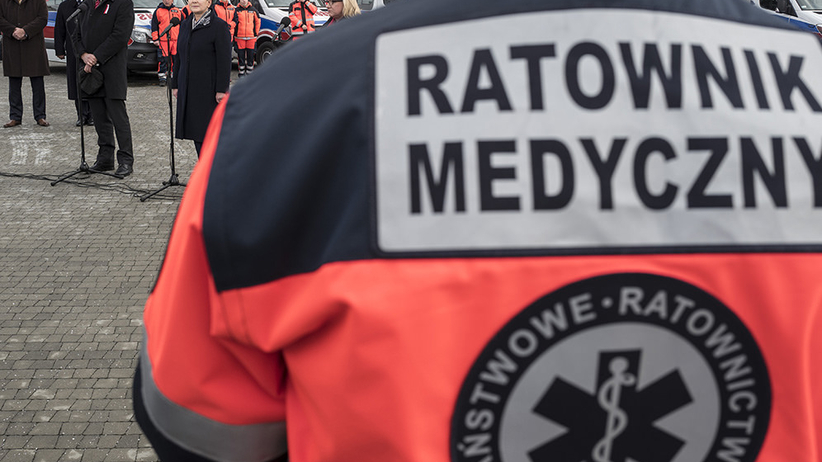 Trzeci tydzień protestu ratowników medycznych