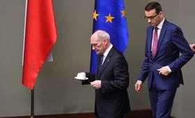 Rozłam w PiS. Wiemy, kto zagłosował przeciw Morawieckiemu