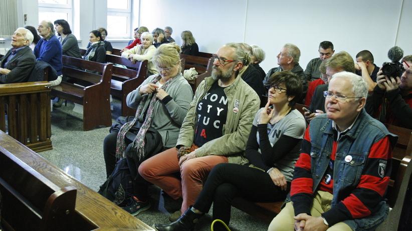 Suwałki: Jest wyrok w sprawie zakłócania wystawy o gen. Andersie
