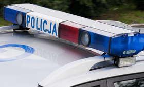 Zatrzymano 21-latka, który groził bronią nastolatce
