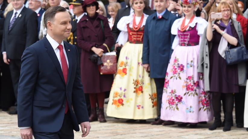 Święto Flagi. Uroczystości w Warszawie