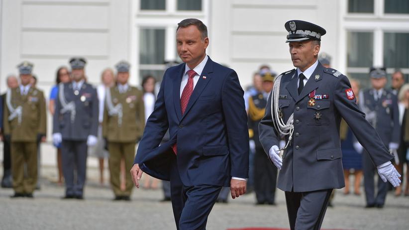 Nominacje generalskie, Andrzej Duda