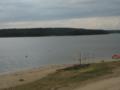 Tragedia nad zalewem Chańcza. Trzy osoby zsunęły się do wody