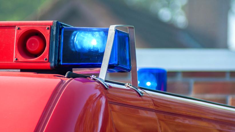 Wypadek szkolnego autobusu w Świętokrzyskiem. Dwie osoby ranne