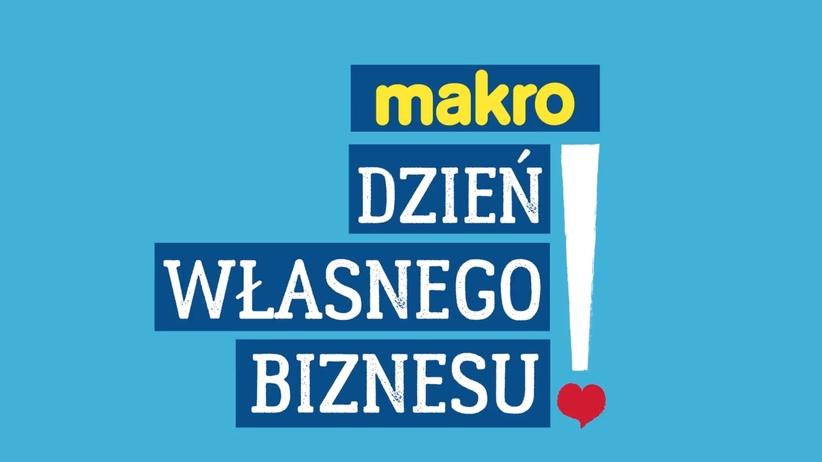 Świętuj międzynarodowy Dzień Własnego Biznesu z MAKRO Polska