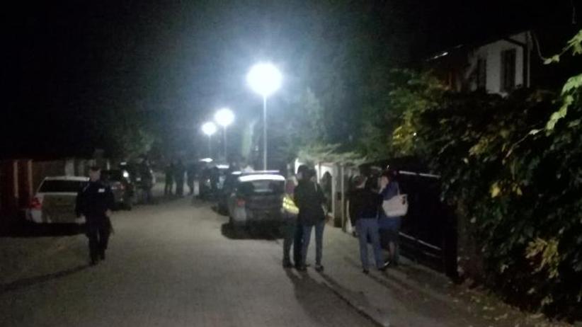 24-latek zamordował rodziców w warszawskiej Falenicy. Rodzeństwo było wtedy w domu