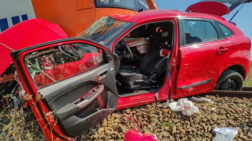 Szaflary. Egzaminator mógł zatrzymać samochód przed torami – wynika z opinii biegłych
